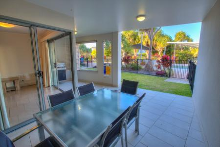 Three Bedroom Direct Pool Access